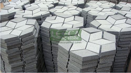 Leeca Paving Stone – global leading stone paving manufacturer