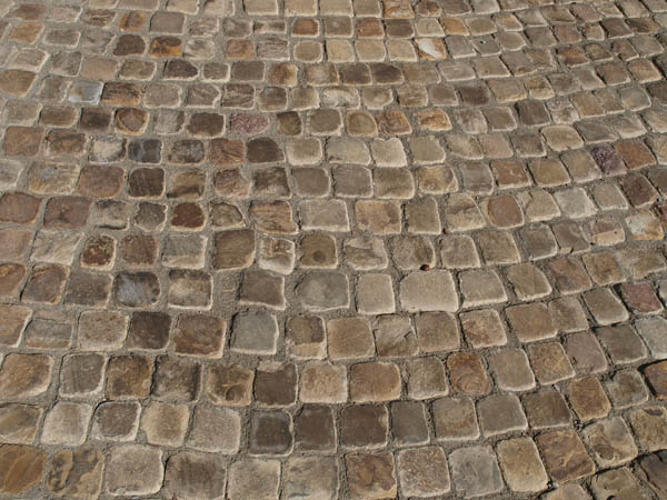 Granite Cobblestone Pavers : Leeca paving stone global leading