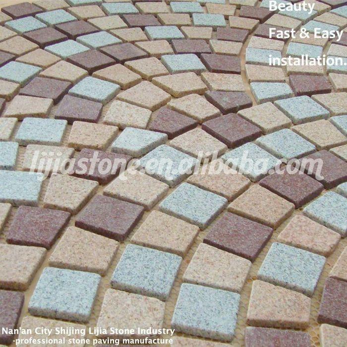 Leeca Paving Stone Leeca Paving Stone Global Leading